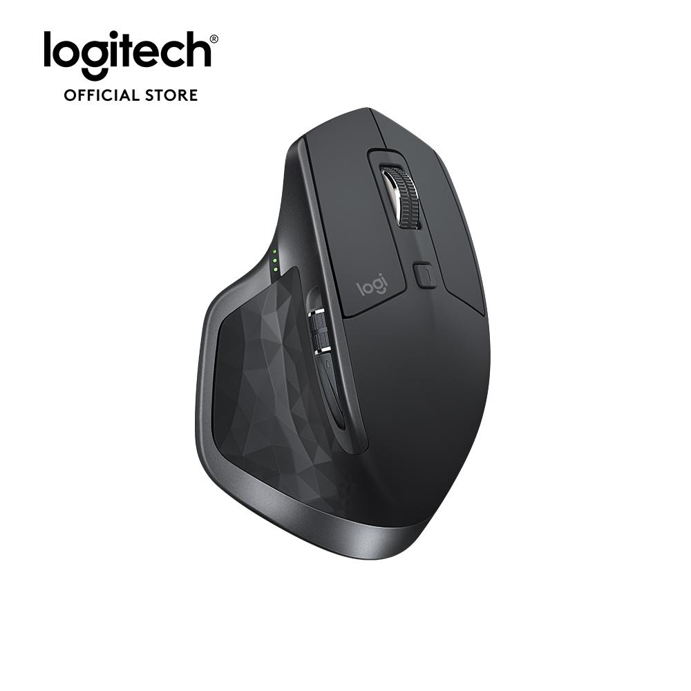 Chuột không dây Logitech MX Master 2S – Sử dụng trên mọi bề mặt, Nút cuộn  siêu