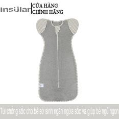 Insular Túi chống sốc cho bé sơ sinh ngăn ngừa sốc và giúp bé ngủ ngon