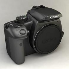 Máy ảnh Canon 400d + lens theo máy