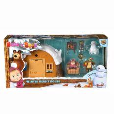 [HCM]Ngôi nhà tuyết của masha and the bear