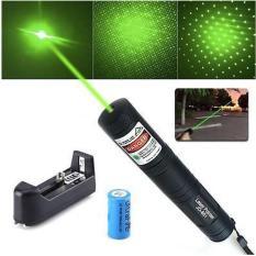 Đèn chiếu tia laser JD 851ánh sáng xanh công suất lớn