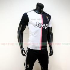 Bộ quần áo đá bóng áo đá banh thể thao nam đội tuyển JUVETUS 2019
