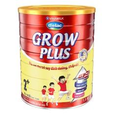 Sữa Bột Vinamilk Dielac Grow Plus Đỏ 2+ ( Hộp Thiếc 1500g)