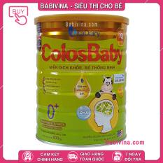 [CHÍNH HÃNG] Sữa Non Colosbaby IQ 0 800g | Trẻ 0-12 Tháng Tuổi, Phát Triển Trí Não, Vượt Trội | Date Mới Nhất, Giá Tốt Nhất | Babivina