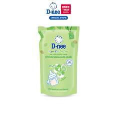 NƯớc rửa bình sữa D-nee Organic 600 ML