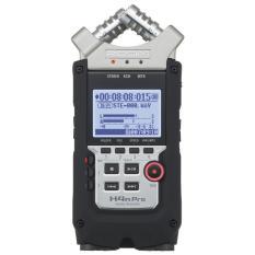 Máy Ghi Âm Zoom H4N Pro Black New- Chính Hãng