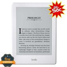 Máy đọc sách Kindle Basic – Màu Trắng