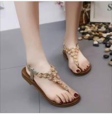 Giày sandal hoa đá cực sang Q