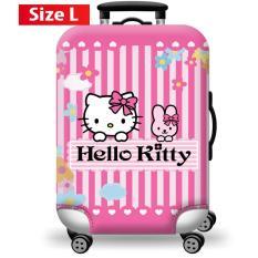 Túi bọc bảo vệ vali -Áo vỏ bọc vali – H23 Size S M L HPValiOEM