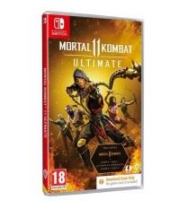 Băng Game Mortal Kombat 11 Ultimate Nintendo Switch