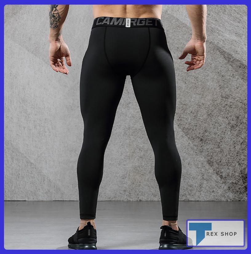 Quần Legging Nam Gym - (Quần Pro Combat SP004) - [TRex Shop]
