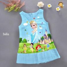 Đầm Elsa 3D