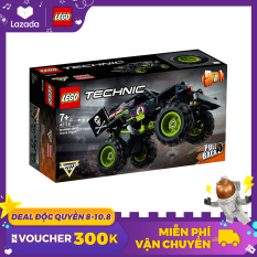 LEGO TECHNIC 42118 Chiến Xe Monster Jam Grave Digger ( 212 Chi tiết)