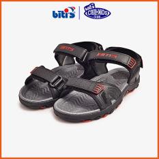 Sandal Si Cao Su Bé Trai Biti's DRB031600DEN (Đen)