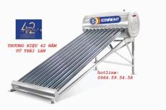 Máy nước nóng năng lượng mặt trời Eminent 120L nhập khẩu Thái Lan siêu bền, siêu thiết kiệm, có hỗ trợ điện