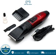 [GIAO HÀNH NHANH MÙA DỊCH] Tông Đơ Cắt Tóc KEMEI KM-730 cho Người Lớn Và Trẻ Nhỏ – Pin sạc an toàn – Thiết kế tinh tế – Lưỡi cắt chống ồn – Hàng chính hãng bảo hành 24 tháng