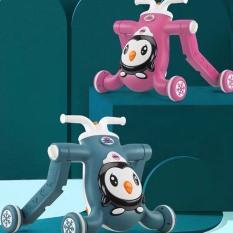 Xe tập đi đa năng chim cánh cụt