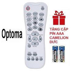 Remote điều khiển máy chiếu OPTOMA mẫu 4 projector (Hàng xịn – Tặng pin)