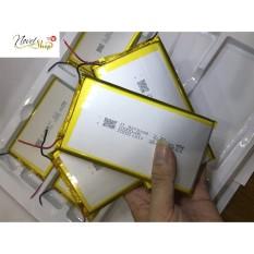 Pin Lithium-Polymer 3.7V 10000Mah 9373129 Mới Chuẩn Dung Lượng- Có Mạch Bảo Vệ