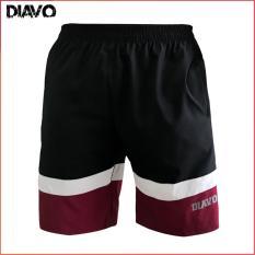 Quần short thể thao nam Diavo Quần đùi nam cực thoáng mát Quần thể thao nam chất đẹp Quần đi biển nam thời trang năng động – DIAVO