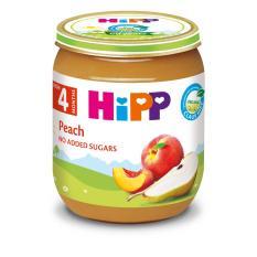 [FREESHIP] Dinh dưỡng đóng lọ Đào tây HiPP 125g