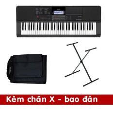 Đàn Organ Casio CT-X700 Tặng kèm chân, bao đàn