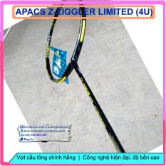Vợt cầu lông Apacs Ziggler Limited – 4U – Thân siêu nhỏ, đánh siêu đã