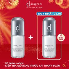 Serum dưỡng da bảo vệ chuyển sâu dProgram Thermo Defense Serum 40ml