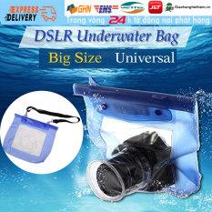 【Trong 24h gửi hàng】balo túi đựng máy ảnh Chống nước cho dslr SLR kỹ thuật số canon 750d 6d 700d nikon kèm dây đeo