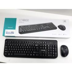 Bộ phím chuột không dây Forter KM8600