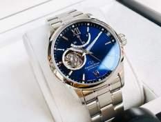 Đồng hồ nam chính hãng Orient Star RE-AT0001L00B – Máy Automatic – Kính sapphire giả rẻ