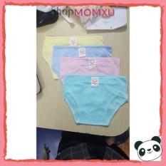 combo 2 Quần đóng bỉm cotton cho bé sơ sinh (0- 6 tháng) loại dán