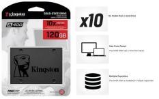 Ổ cứng SSD kingston A400 120GB 2.5″ SATA III tem vĩnh xuân/Viết sơn