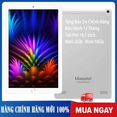 Máy Tính Bảng Masstel Tab10 Pro | 10.1 Inch – Ram 2Gb/Rom 16Gb – Pin 5.000 mAh – Tặng Bao Da Hãng + Cáp OTG / BH 12 Tháng