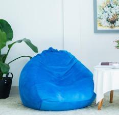 Ghế Lười Home Dream Pear Velvet