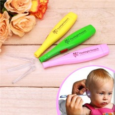 Dụng cụ lấy ráy tai có đèn tiện lợi cho bé
