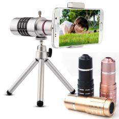 Ống kính Zoom xa 12x Mobile Telephoto Lens cho điện thoại.