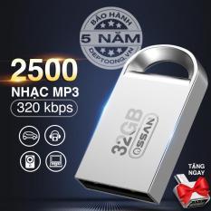 USB nhạc tiếng 32GB gồm 2500 bài hát MP3 các thể loại nhạc trẻ, nhạc bolero, nhạc trữ tình, nhạc remix, nhạc âu mỹ, nhạc cách mạng, nhạc thiếu nhi, nhạc tổng hợp và nhạc theo yêu cầu