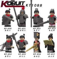 [LEGO MINIFIGURES] SET 8 LÍNH TẦN TRUNG CỔ KT1088