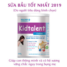 Sữa bầu giúp xóa lùn cho con từ trong bụng mẹ Kid Talent Mother 900gr