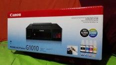 Canon G1010 ,Máy In Phun Màu kèm mực in
