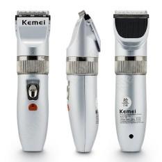 Tông đơ cắt tóc không dây KEMEI – Nhỏ ngọn tiện lợi , chuyên tóc gia đình , tạo mẫu tóc