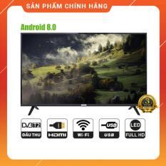 Android Tivi Led TCL 49 inch Full HD – Model 49S6500 (Đen) Tìm kiếm bằng giọng nói, Tích hợp DVB-T2, Wifi
