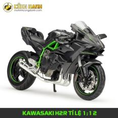 Mô hình xe Kawasaki H2R – Mô Hình Xe Moto tỉ lệ 1:12
