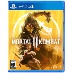 Đĩa game Mortal Kombat 11 PS4