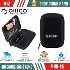 Túi đựng ổ cứng HddSsd 2.5″ Orico Phd25