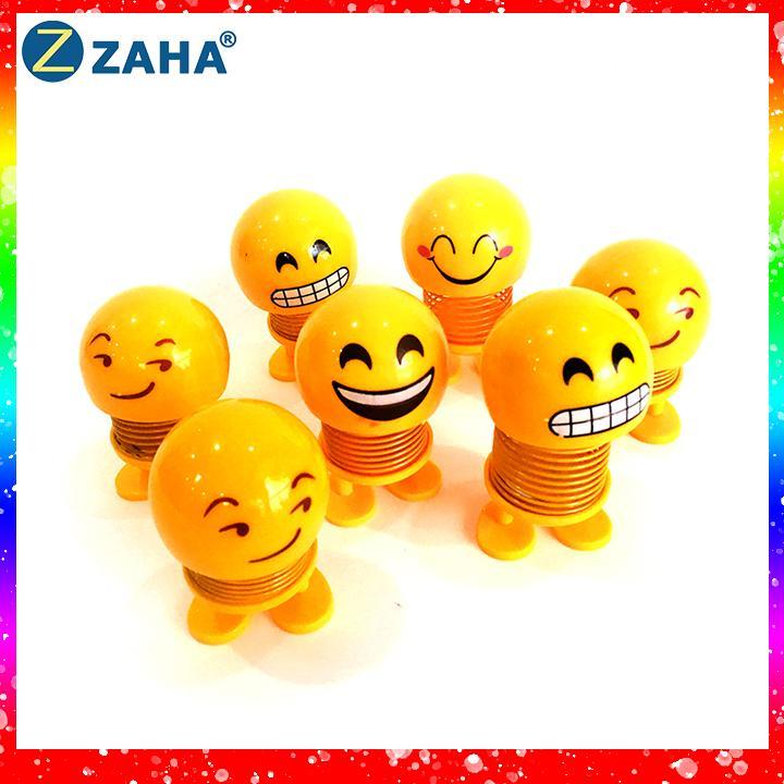 ĐỒ CHƠI Thú nhún nhảy Emoji vui nhộn hài hước XÁ TRESS