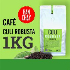 Cà phê Culi robusta nguyên chất 1KG – The Kaffeine
