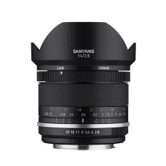 ống kính máy ảnh hiệu Samyang 14mm F2.8 MK2 cho Nikon AE,Sony E