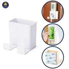 Kệ treo remote, điện thoại dán tường siêu dính – buybox – BBPK151